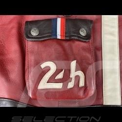 Big Leather Bag 24h Le Mans - Royal Blue 26061