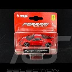 Ferrari 488 Pista Rouge 1/64 Bburago 56000