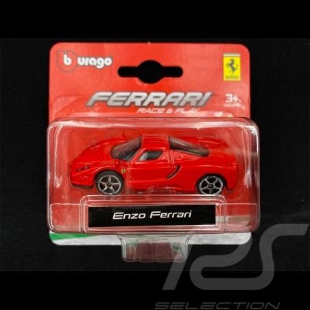 Ferrari Enzo Red 1/64 Bburago 56000