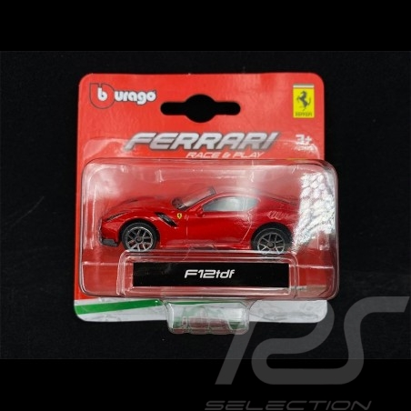 Ferrari F12 TDF 2015 Red 1/64 Bburago 56000