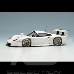 Porsche 911 GT1 Evo Type 996 1997 Glacier White 1/43 Make Up Vision EM329C