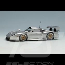 Porsche 911 GT1 Evo Type 996 1997 Schwarz 1/43 Make Up Vision EM329E