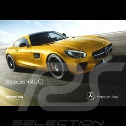 Mercedes Brochure Range Mercedes-AMG GT 2014 10/2014 in french MEGT4000-01