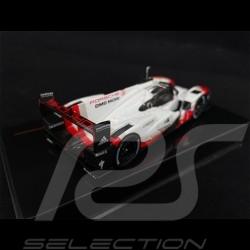Porsche 919 Hybrid n° 1 24H Le Mans 2017 1/43 IXO Models IXOSP919-4315