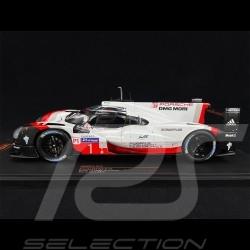 Porsche 919 Hybrid n° 1 24H Le Mans 2017 1/18 IXO Models IXOSP919-1815