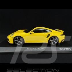 Porsche 911 Turbo S Type 992 2020 Racing Yellow 1/18 Minichamps 155069071