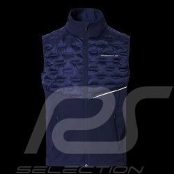 Porsche Jacket Sports Collection Sleeveless vest Dark blue WAP532M0SP - men