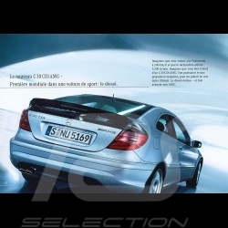 Mercedes Brochure Mercedes-Benz AMG 2002 08/2002 in french AG004039-01