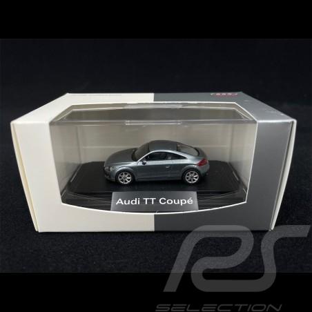 Audi TT Coupé 2006 condor grey metallic 1/87 Wiking 5010500422