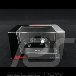 Audi R8 Glänzend Schwarz 1/87 Schuco 452571300