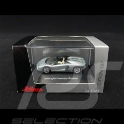 Lamborghini Aventador Roadster Argent 1/87 Schuco 452608400