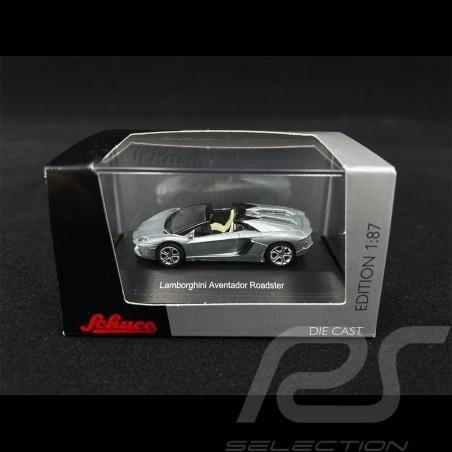 Lamborghini Aventador Roadster Silber 1/87 Schuco 452608400