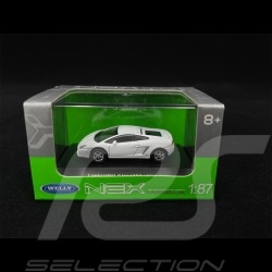 Lamborghini Gallardo White 1/87 Welly 73139SW