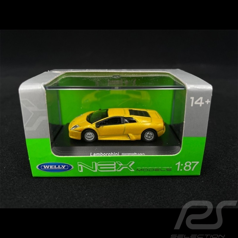 Lamborghini Murciélago Yellow 1/87 Welly 73125SW