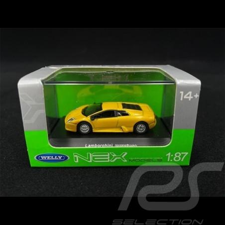 Lamborghini Murciélago Jaune 1/87 Welly 73125SW