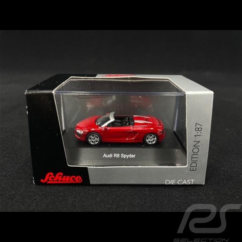 Audi R8 Spyder Tango Red 1/87 Schuco 452603300