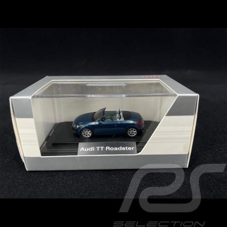 Audi TT Roadster 2007 petrol blue 1/87 Wiking 5010500522