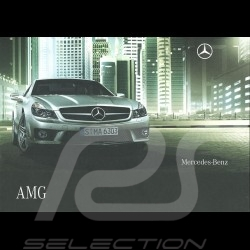 Mercedes Brochure Mercedes-Benz AMG 2008 04/2008 in french AG004051-01