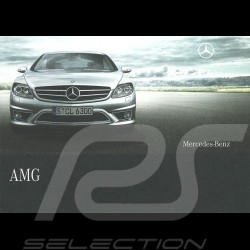 Mercedes Brochure Mercedes-Benz AMG 2007 11/2007 in french AG004050-01