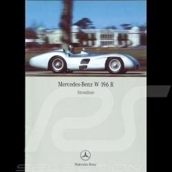 Mercedes Brochure Mercedes-Benz W196R 1954 07/2003 in german MEW14000-01
