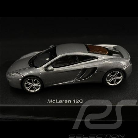 McLaren MP4 - 12C 2011 Argent silver silber 1/43 AutoArt 56007