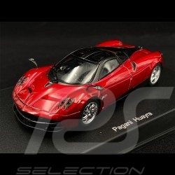 Pagani Huayra 2012 Metallic Red 1/43 AutoArt 58208