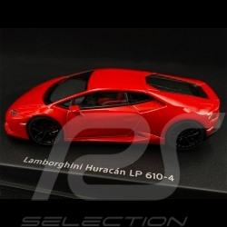 Lamborghini Huracan LP 610-4 2014 Mars Rot 1/43 AutoArt 54604