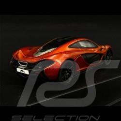 McLaren P1 2013 Orange Volcano Metallic 1/43 AutoArt 56012