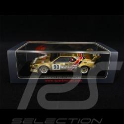 BMW M1 n° 90 24h Le Mans 1983 1/43 Spark S6407