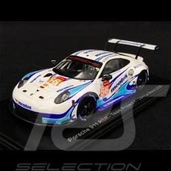 Porsche 911 RSR Type 991.2 n° 56 24h Le Mans 2020 1/43 Spark S7987