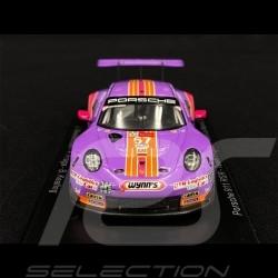 Porsche 911 RSR Type 991.2 n° 57 24h Le Mans 2020 1/43 Spark S7988