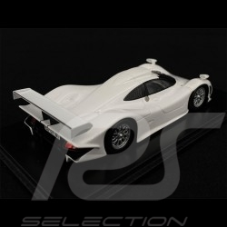 Porsche 911 GT1 Type 996 Street Version 1998 Carrara White 1/43 Spark S5998