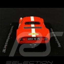 Porsche 904 GTS n° 3 Routes du Nord Rally 1967 1/43 Spark SF165