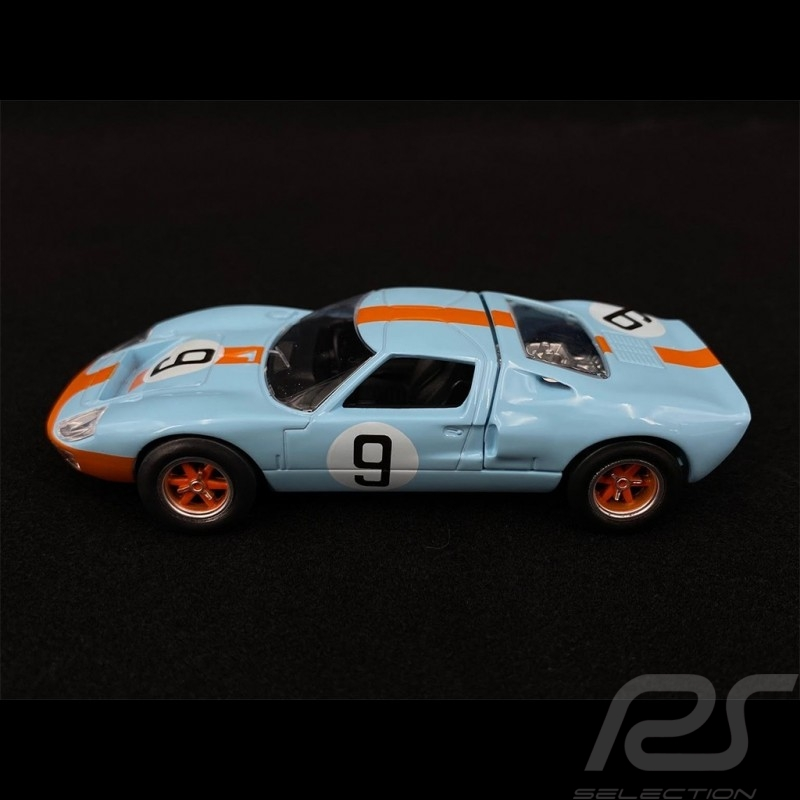 Ford GT40 Inspiration Winner Le Mans 1968 n° 9 1/43 Norev 270567