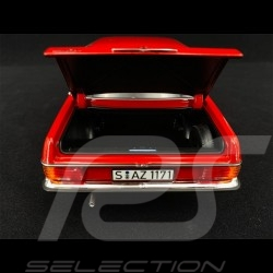 Mercedes Benz 200 / 8 (W115) Serie 2 1973 Red 1/18 Norev 183772