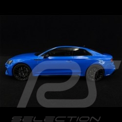 Audi RS 5 Coupe 2020 Turbo Blue 1/18 GT Spirit GT311 Limited Edition