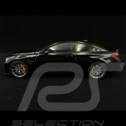BMW M4 Coupé Sport 2017 Noir black schwarz Saphir 1/18 GT Spirit GT845 - Edition Limitée