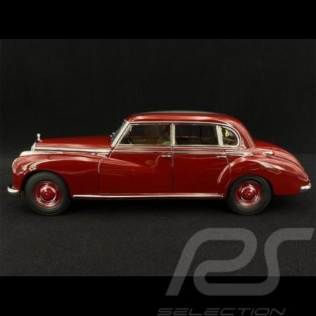 Mercedes-Benz 300 1955 Bordeaux 1/18 Norev 183705