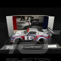 Porsche 911 Carrera RSR Turbo 2.1 n° 8 Nürburgring 1974 1/43 Spark WAP0209110MRSR