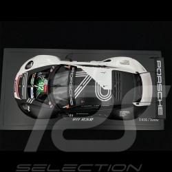Porsche 911 RSR type 991 n° 92 24H Le Mans 2020 1/43 Spark WAP0209020MLEM