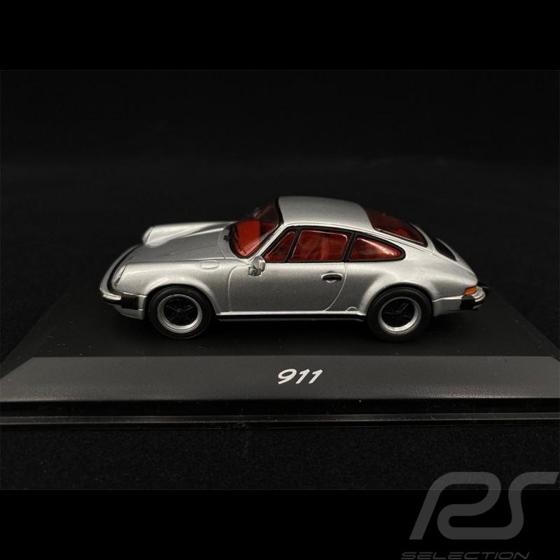 Porsche 911 1974 Metallic Silver 1/43 Minichamps WAP02003397
