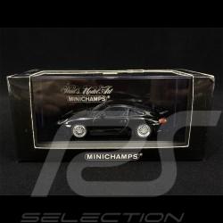 Porsche 911 GT3 Street Car Type 996 1999 Black 1/43 Minichamps 430986990