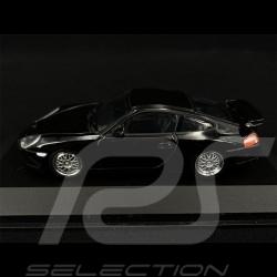 Porsche 911 GT3 Street Car Type 996 1999 Noir 1/43 Minichamps 430986990