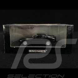 Porsche 924 1984 black 1/43 Minichamps 400062122
