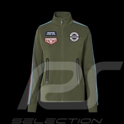 Veste Sport Porsche Martini Racing Collection vert Olive - femme WAP556