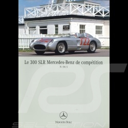Brochure Mercedes-Benz 300 SLR W196S 07/2003 in french MEW14001-02