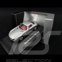 Mercedes - Benz SLS AMG Coupé Gris Grey Grau 1/87 Schuco 452604900