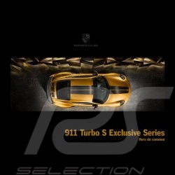 Brochure Porsche 911 Turbo S Exclusive Series Hors du commun 06/2017 en français WSLK1801000130