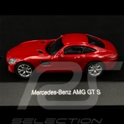 Mercedes - AMG GT S Rouge red rot 1/87 Schuco 452620400