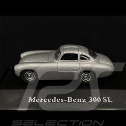 Mercedes - Benz 300 SL Prototyp Silber 1/87 Schuco 452618400